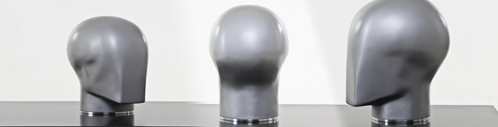 Head form according EN960:2007 for impact test